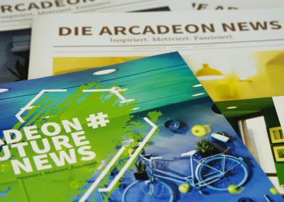 ARCADEON News