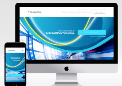 Webdesign / Umsetzung